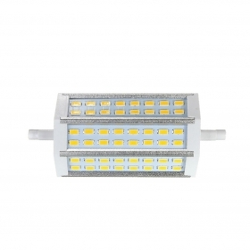 Lampadina LED R7s 12W lunghezza 118mm 42led 220v L5-R7S12W